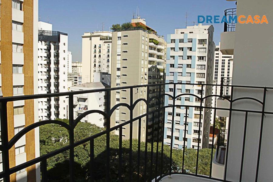 Flat 1 Dorm, Jardins, São Paulo (FL0102)