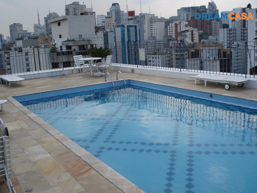 Flat 1 Dorm, Jardins, São Paulo (FL0102) - Foto 4