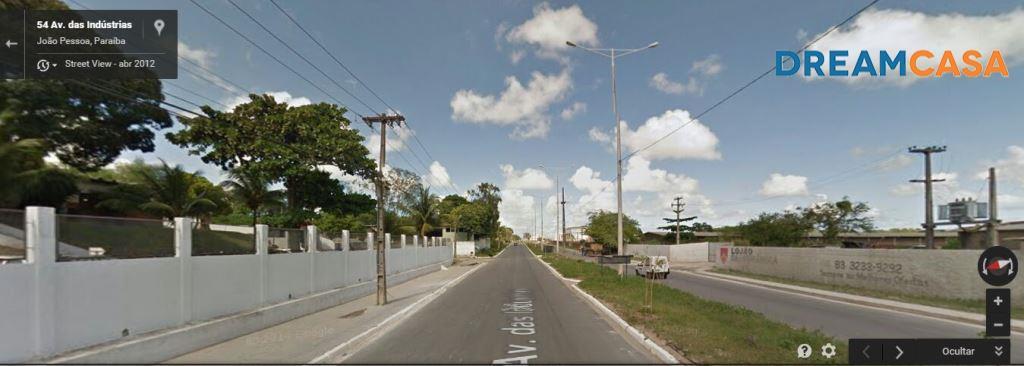Galpão, Distrito Industrial, João Pessoa (GA0087)
