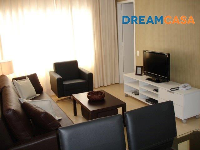 Flat 1 Dorm, Itaim Bibi, São Paulo (FL0104) - Foto 2