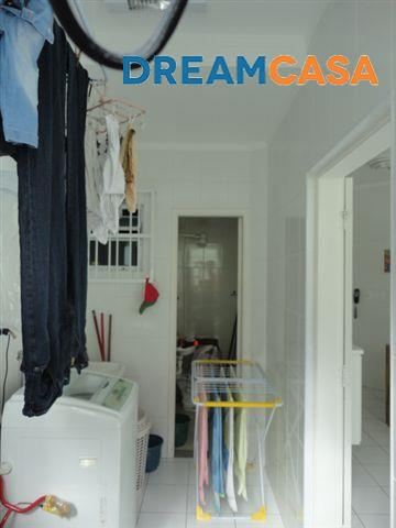 Casa 3 Dorm, Marapé, Santos (CA1530)