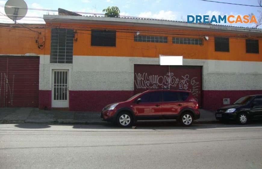 Galpão, Tatuapé, São Paulo (GA0093)