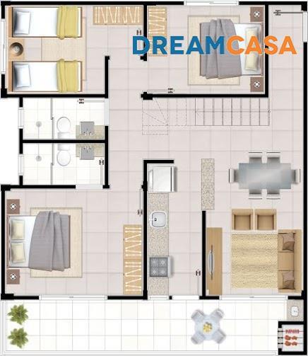 Apto 1 Dorm, Canto Grande, Bombinhas (AD0067) - Foto 5