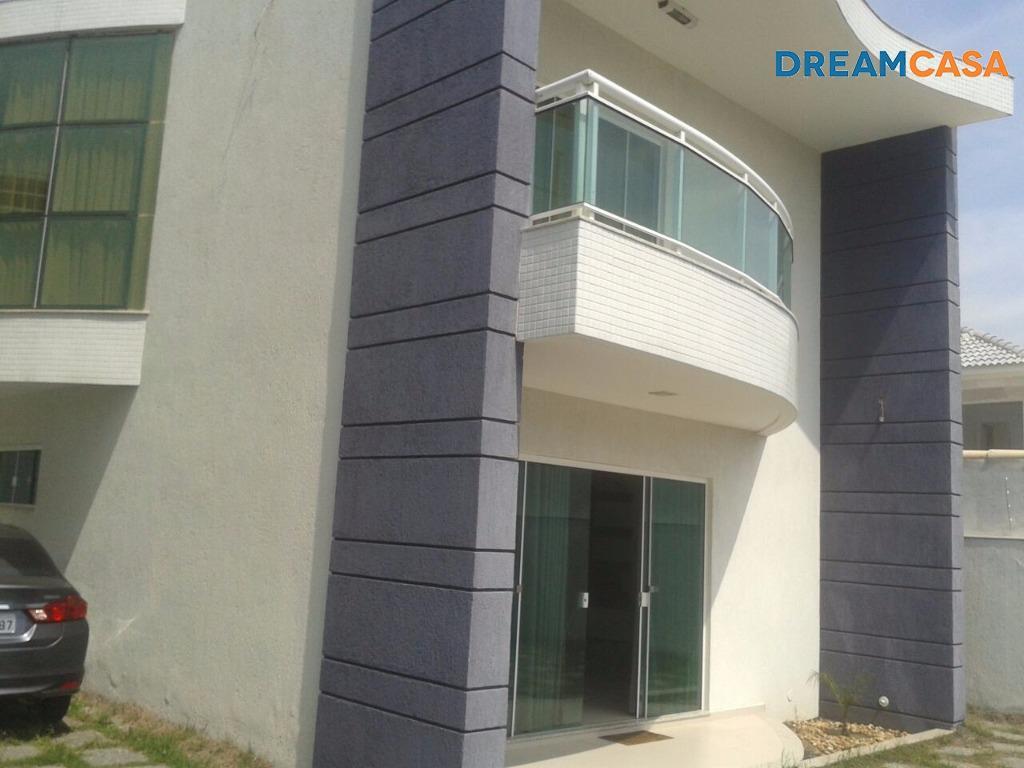 Casa 4 Dorm, Novo Portinho, Cabo Frio (CA1567)