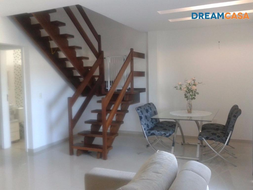 Casa 4 Dorm, Novo Portinho, Cabo Frio (CA1567) - Foto 2