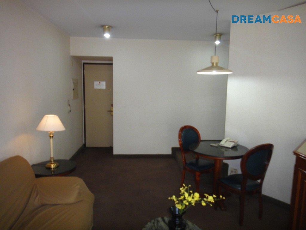 Flat 1 Dorm, Bela Vista, São Paulo (FL0110) - Foto 3