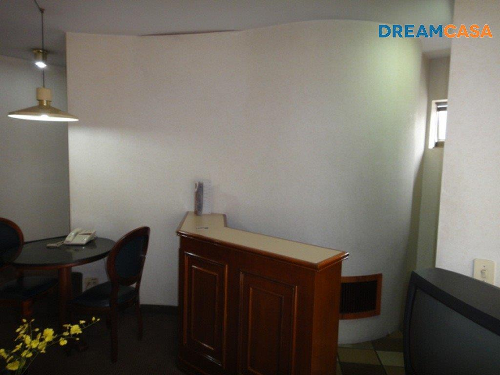 Flat 1 Dorm, Bela Vista, São Paulo (FL0110) - Foto 4