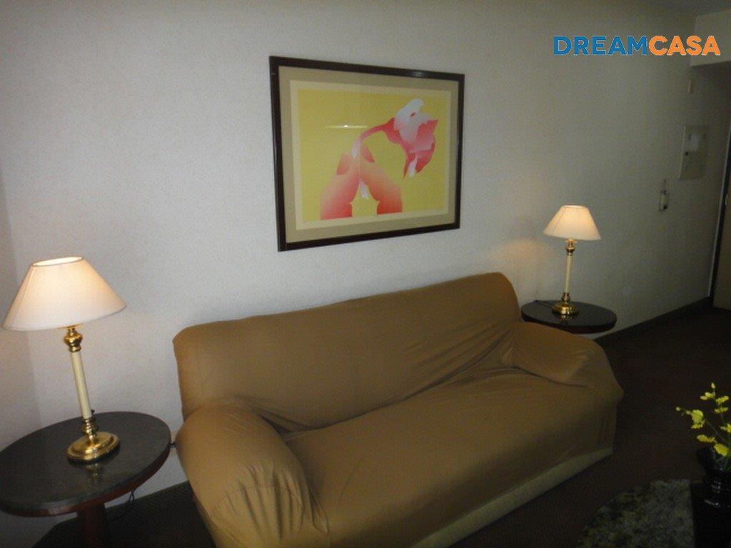 Flat 1 Dorm, Bela Vista, São Paulo (FL0110) - Foto 5