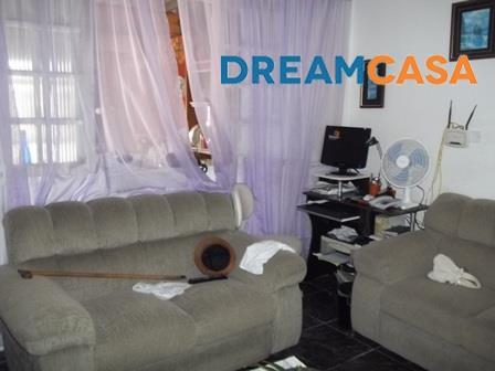 Casa 2 Dorm, Balneário Europa, Mongaguá (CA1576)