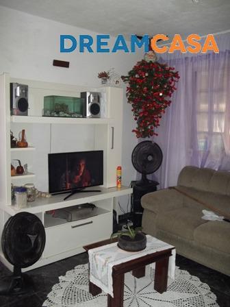 Casa 2 Dorm, Balneário Europa, Mongaguá (CA1576) - Foto 2