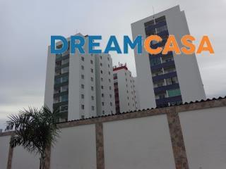 Apto 2 Dorm, Canto do Forte, Praia Grande (AP3108)