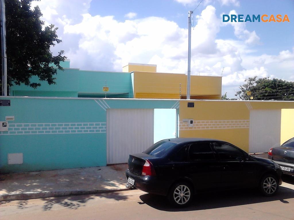 Casa 2 Dorm, Setor Colonial Sul, Aparecida de Goiania (CA1619) - Foto 2