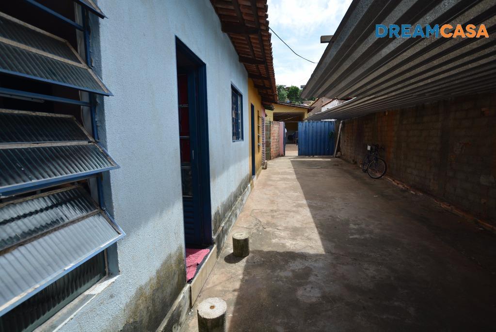Casa, Setor Progresso, Goiânia (CA1627)