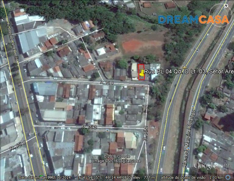 Casa, Loteamento Areião, Goiânia (CA1629)