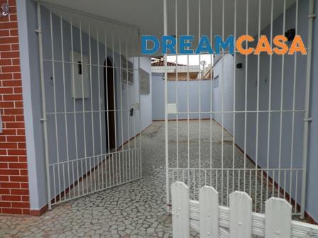 Casa 2 Dorm, Vila Tupi, Praia Grande (CA1634) - Foto 2