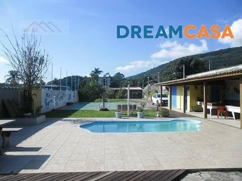 Casa 6 Dorm, Vargem Grande, Florianópolis