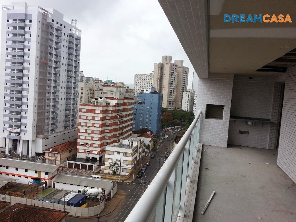 Apto 3 Dorm, Marapé, Santos (AP3277) - Foto 3