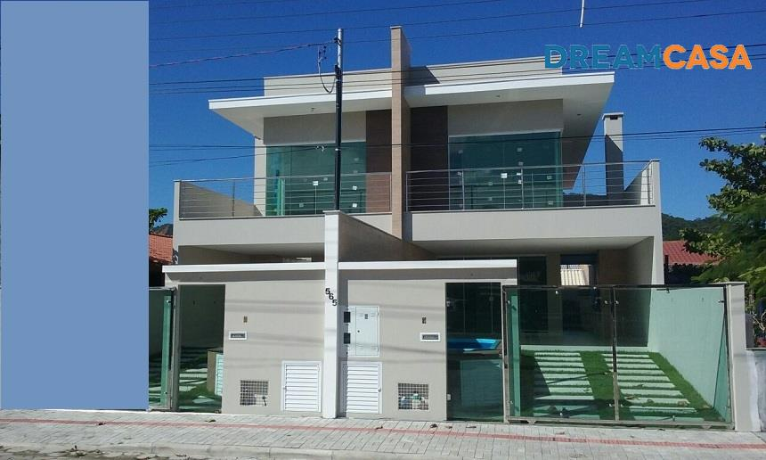Casa 2 Dorm, Zimbros, Bombinhas (CA1657)