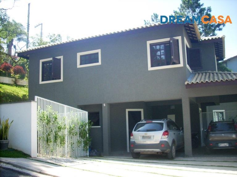 Casa 4 Dorm, Vila Santo Antônio, Cotia (CA1658)