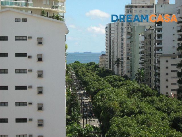 Cobertura 4 Dorm, Boqueirão, Santos (CO0239) - Foto 2