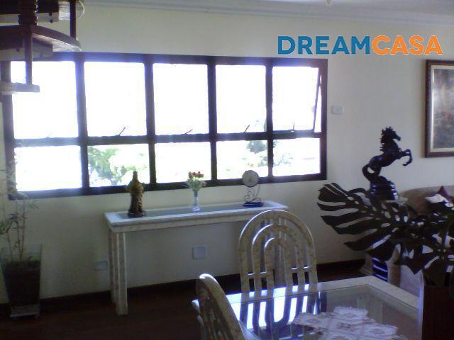 Cobertura 4 Dorm, Boqueirão, Santos (CO0239)