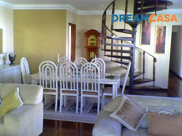 Cobertura 4 Dorm, Boqueirão, Santos (CO0239) - Foto 5