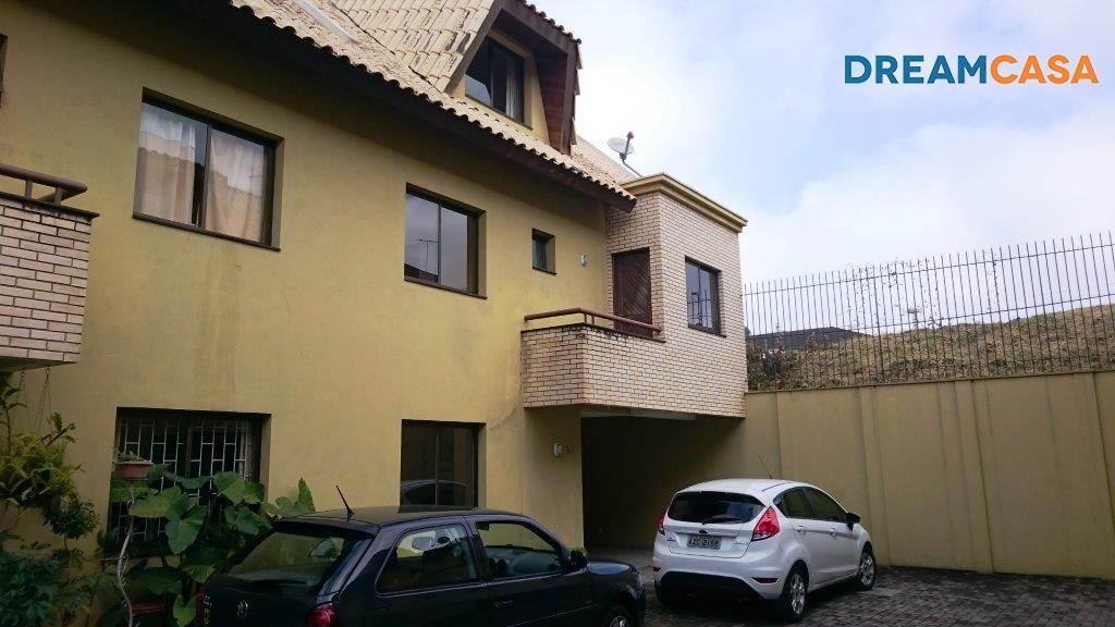 Imóvel: Casa 3 Dorm, Xaxim, Curitiba (SO0177)