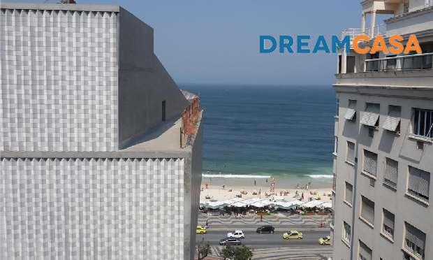 Apto 5 Dorm, Copacabana, Rio de Janeiro (AP3484) - Foto 2