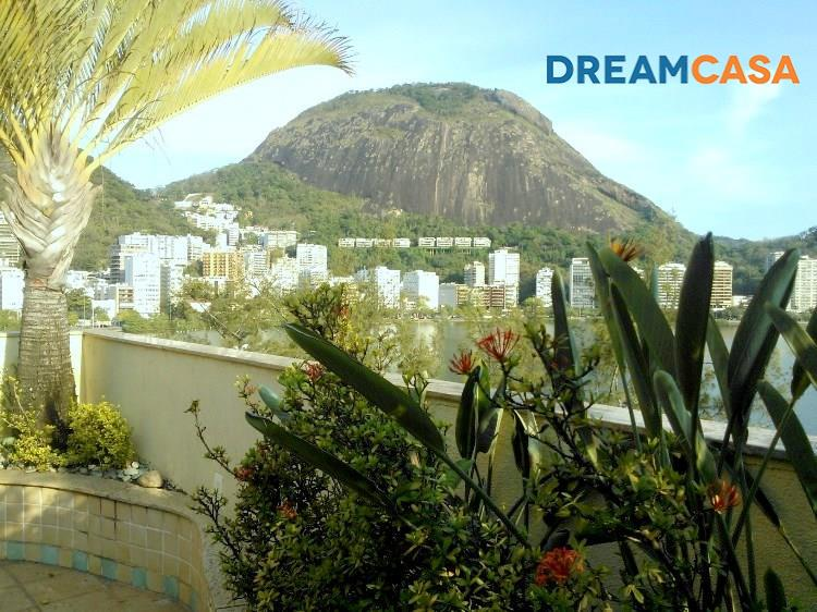 Cobertura 4 Dorm, Lagoa, Rio de Janeiro (CO0249) - Foto 2