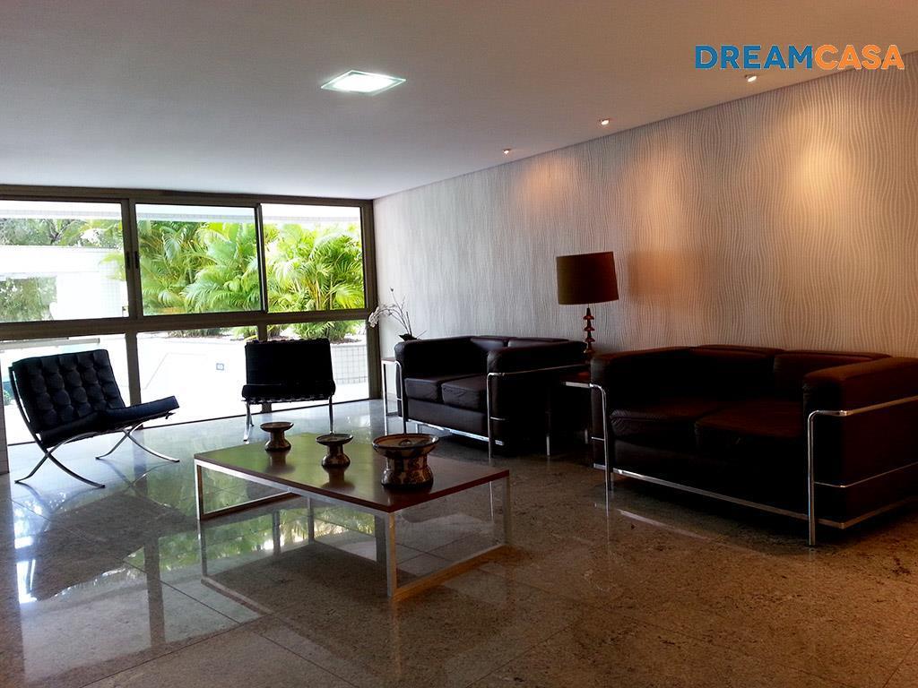 Apto 4 Dorm, Boa Viagem, Recife (AP3582) - Foto 2