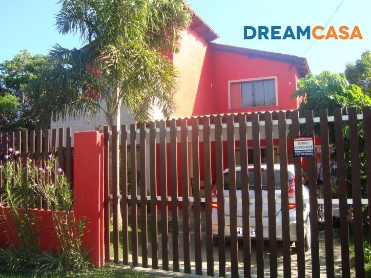Casa 3 Dorm, Canto Grande, Bombinhas (CA1739)