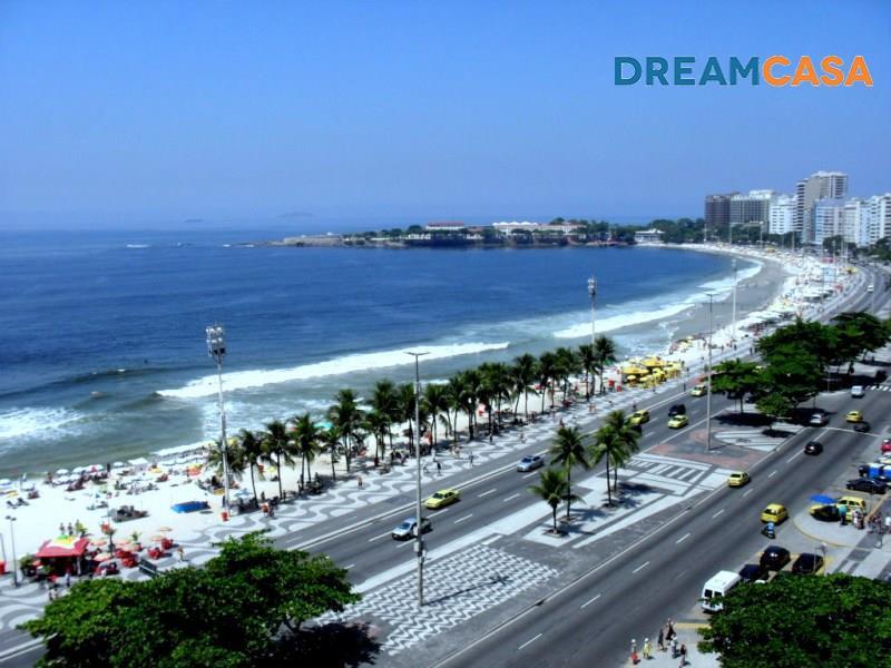 Apto 3 Dorm, Copacabana, Rio de Janeiro (AP3690)