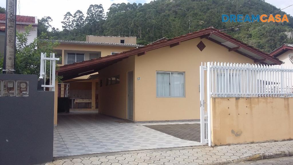 Casa 4 Dorm, Canto Grande, Bombinhas (CA1770)