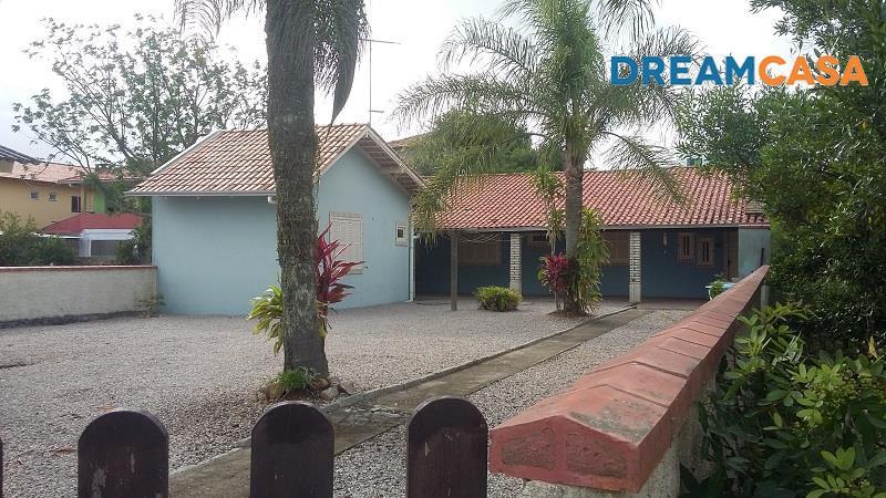 Casa 3 Dorm, Canto Grande, Bombinhas (CA1771)