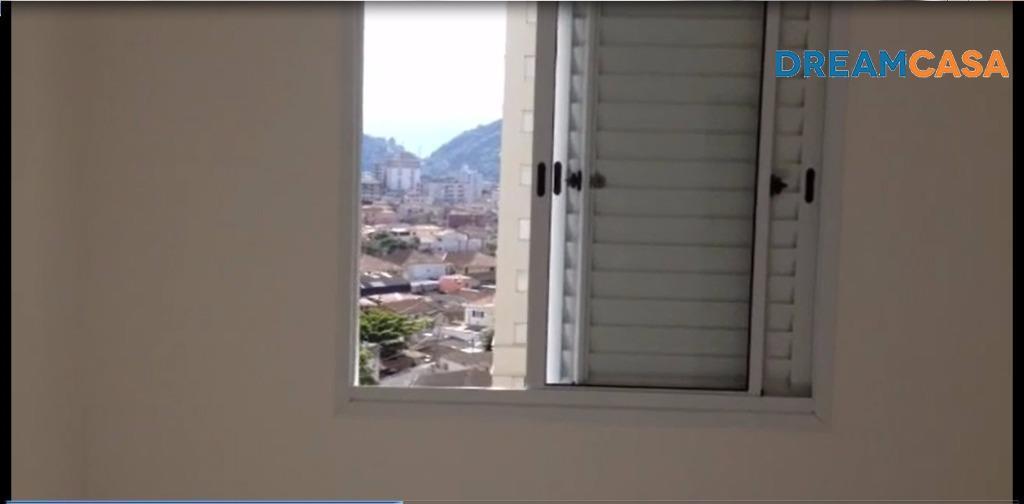 Apto 2 Dorm, Marapé, Santos (AP3761) - Foto 3