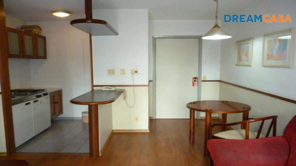 Flat 1 Dorm, Moema, São Paulo (FL0126) - Foto 2