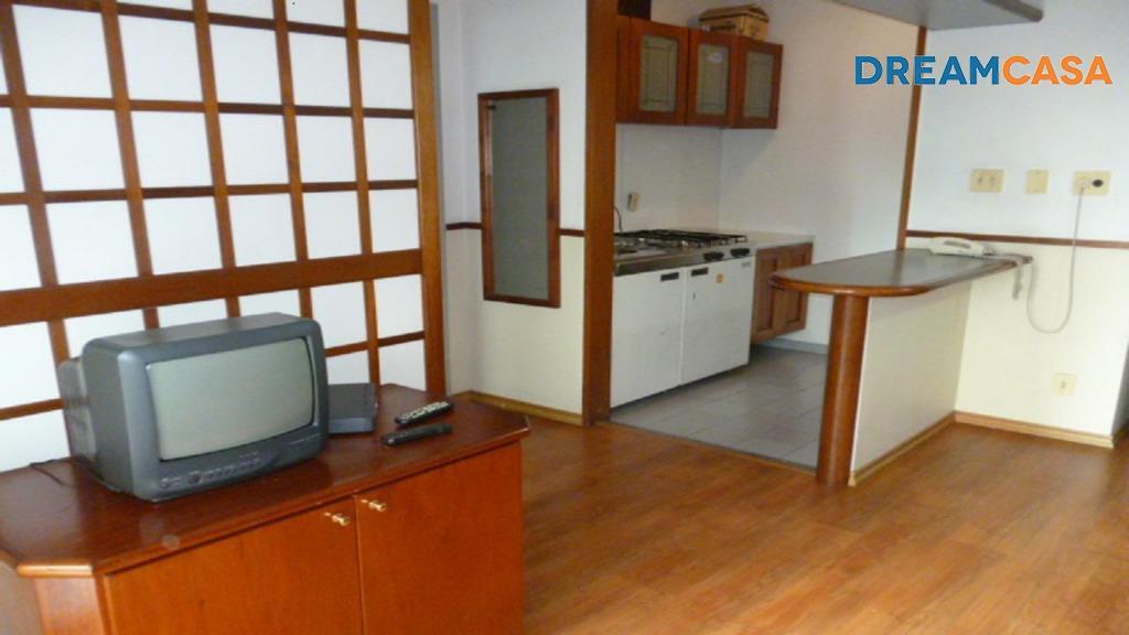 Flat 1 Dorm, Moema, São Paulo (FL0126) - Foto 4