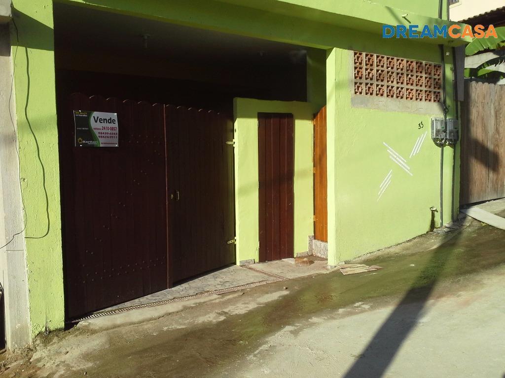 Casa 2 Dorm, Guaratiba, Rio de Janeiro (CA1811)