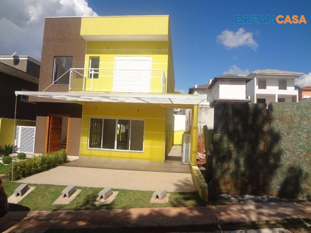 Casa 3 Dorm, Chácara Ondas Verdes, Cotia (CA1833)