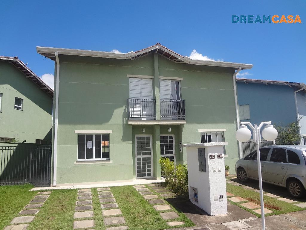 Casa 3 Dorm, Chácara Ondas Verdes, Cotia (CA1834)