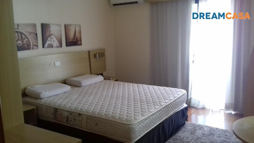 Flat 1 Dorm, Jardins, São Paulo (FL0135)