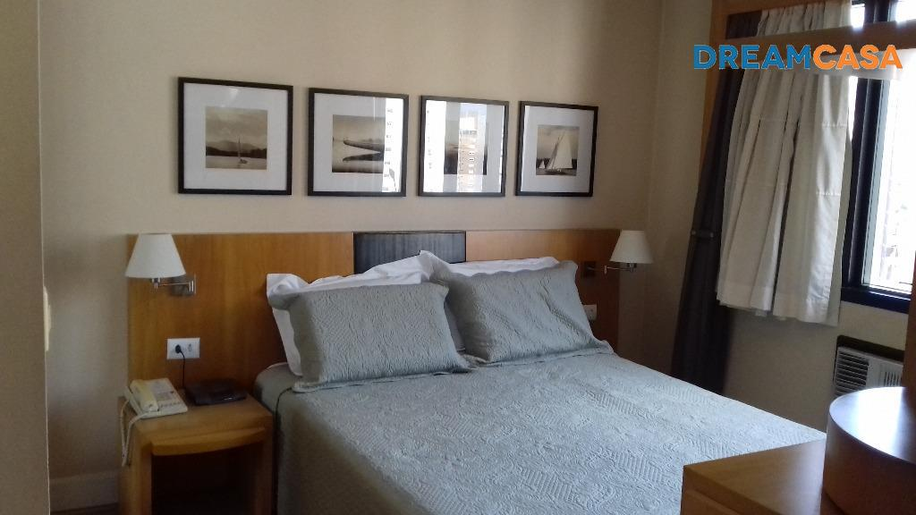 Flat 1 Dorm, Itaim Bibi, São Paulo (FL0136)