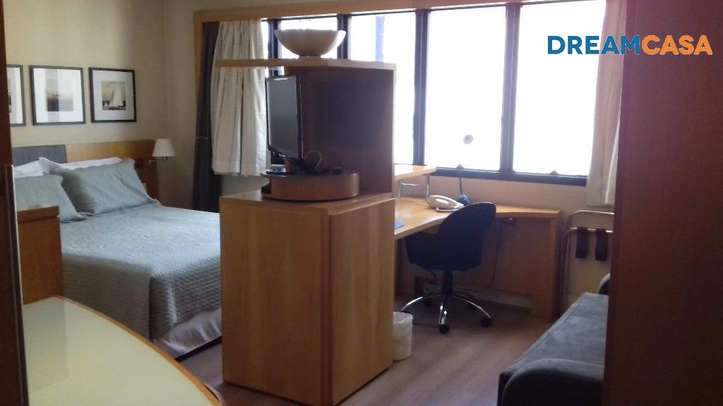 Rede Dreamcasa - Flat 1 Dorm, Itaim Bibi (FL0136) - Foto 4