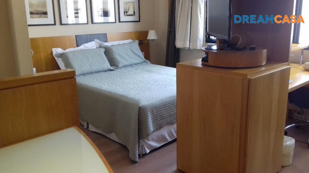 Rede Dreamcasa - Flat 1 Dorm, Itaim Bibi (FL0136) - Foto 5
