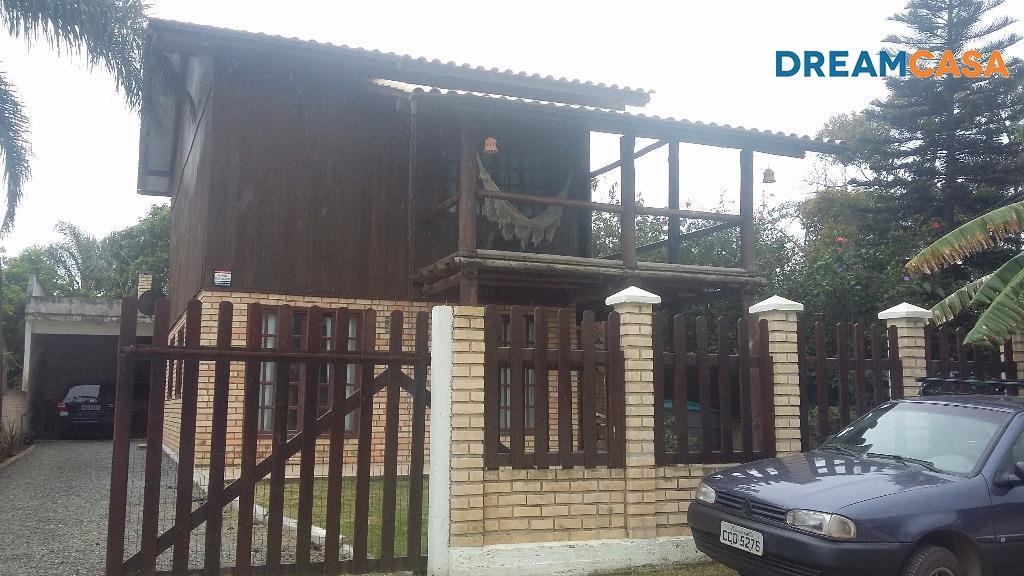 Casa 2 Dorm, Canto Grande, Bombinhas (CA1850)