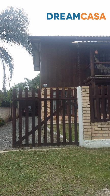 Casa 2 Dorm, Canto Grande, Bombinhas (CA1850) - Foto 2