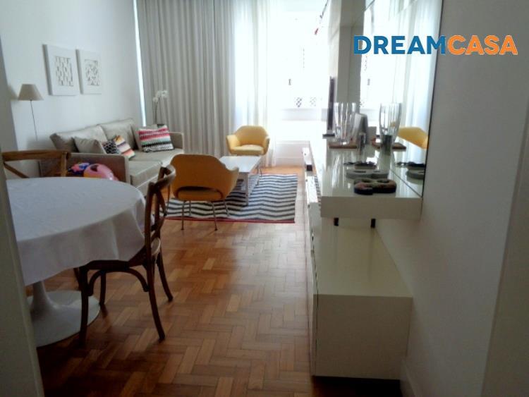Apto 3 Dorm, Copacabana, Rio de Janeiro (AP4053)