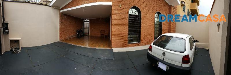 Casa 3 Dorm, Jardim Palma Travassos, Ribeirão Preto (CA1857)