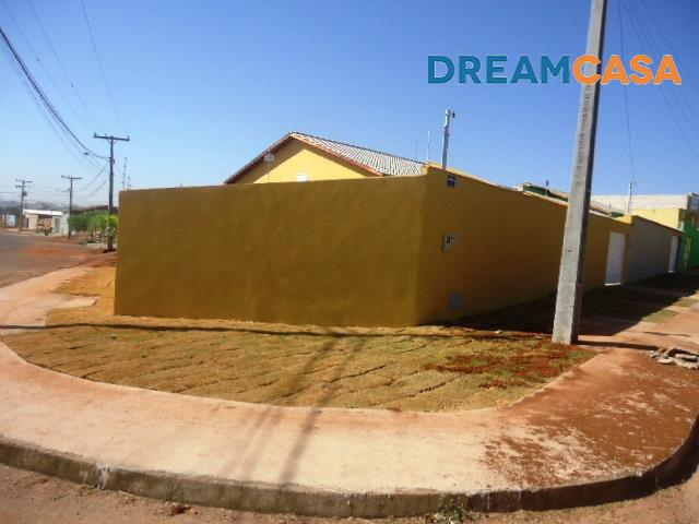 Casa 3 Dorm, Papillon Park, Aparecida de Goiania (CA1872) - Foto 2