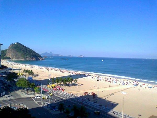 Apto 3 Dorm, Leme, Rio de Janeiro (AP4183) - Foto 2